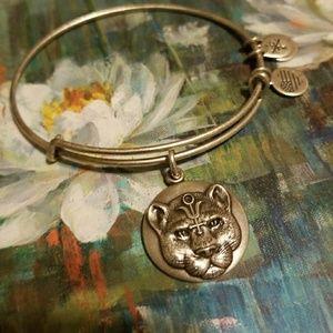 Wild heart Alex and Ani bracelet
